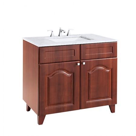 科勒 爱普斯浴室柜组合900mm K-13987T-A-D02/D38·木纹色K-13987T-A-D38(K-13988T-A8KC-WM+K-2339T-0+K-454T-3S-CP )