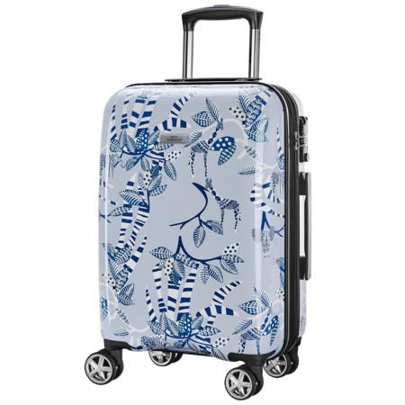 WEPLUS唯加拉丝商务万向轮拉杆箱行李密码登机箱20寸·印花