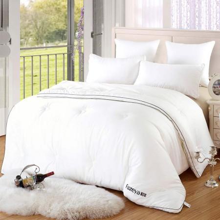 恒源祥 长绒棉立体纤丝双人冬被 200x230cm 7.2斤·白色