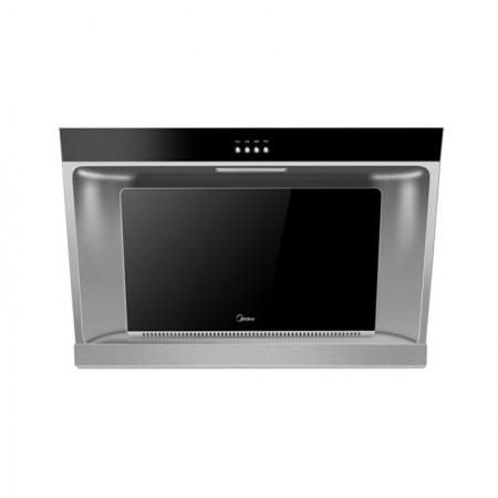 Midea/美的 AJ9008-G 大面板侧吸式抽油烟机·黑色