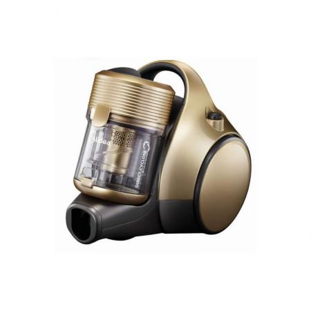 Midea/美的 VC16C4-RG 大吸力大功率家用除螨无耗材吸尘器·金色