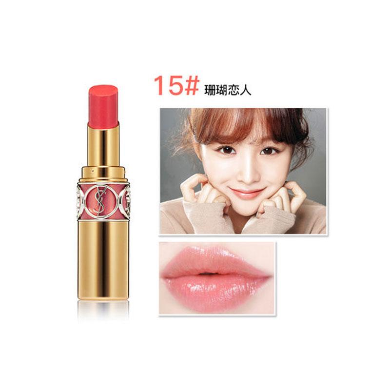 香港直邮 ysl圣罗兰 迷魅圆管唇膏口红·4.5g·#15