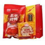 御食园 老北京烤鸭整只1000g+烤鸭酱120g