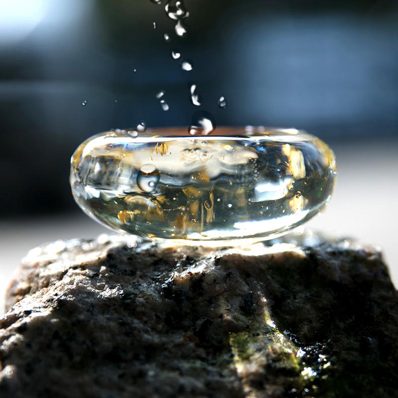 DK Aromatherapy 尊贵金箔水晶皂