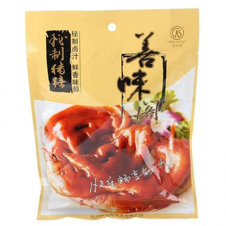 善味阁 秘制猪蹄·125g*1袋