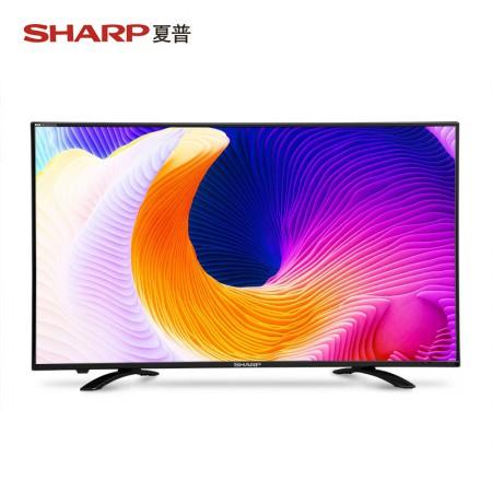 夏普(SHARP)LCD-50TX55A 50英寸4K网络智能LED平板液晶电视