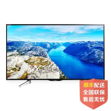 夏普(SHARP)LCD-50SU561A 50英寸 4K超高清智能网络液晶电视