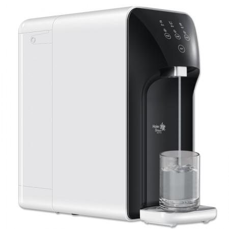 海尔净水家用饮水机净饮一体机·白色