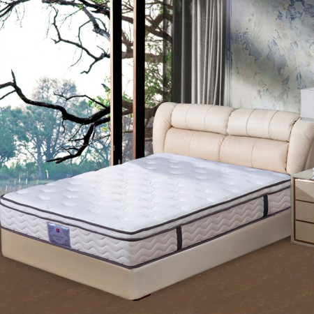 富安娜 森睡乳胶床垫1.5米床