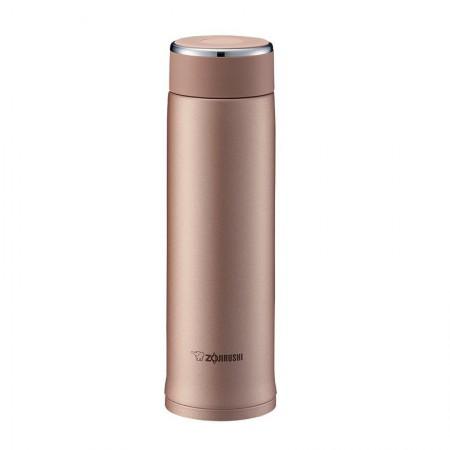 象印(ZOJIRUSHI)不锈钢真空保温保冷杯480ML香槟色SM-LA48