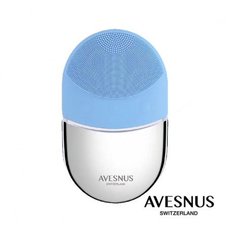 AVESNUS/依惟思 瑞士硅胶洁面仪·1件·晴天蓝