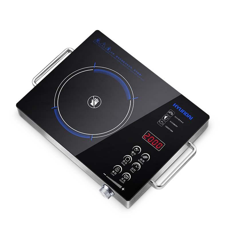 韩国现代微电脑电陶炉QC-DT20B