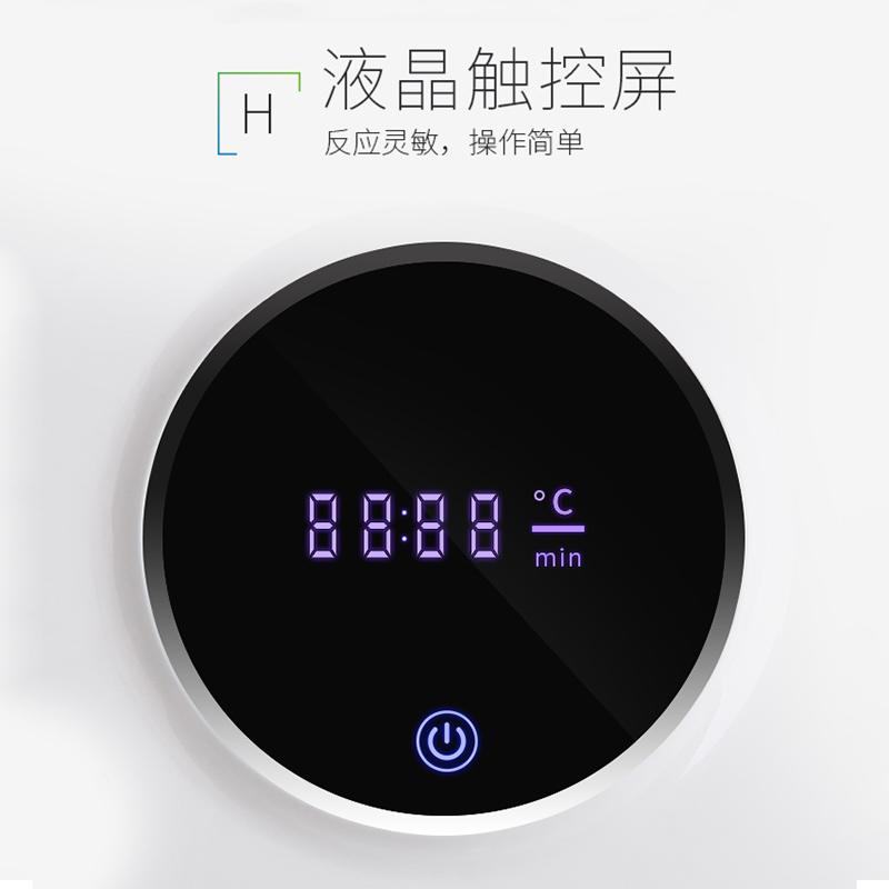 HUROM 家用智能空气炸锅多功能大容量·白色