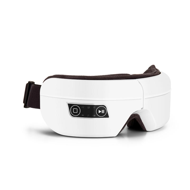 泰昌TC-H351无线眼部按摩器保护眼睛按摩仪眼保仪眼保姆 眼镜眼罩·白色