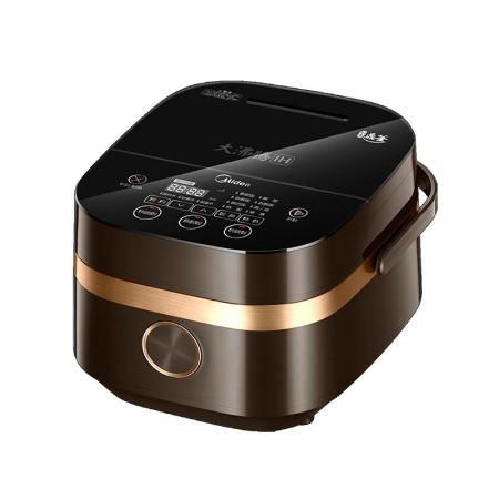 美的Midea 微电脑IH钛金鼎釜电饭煲MB-FS4006 4L