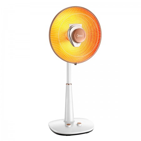 Midea美的 台立两用小暖阳取暖器NPS10-15B·白色