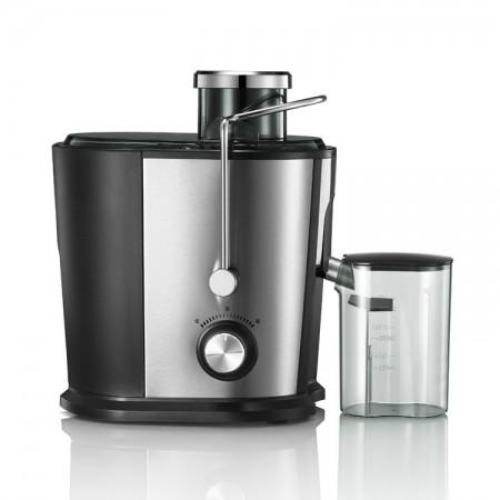 Midea美的 全钢材质食品级304不锈钢刀齿拆洗方便出汁率高果汁机JE40D1