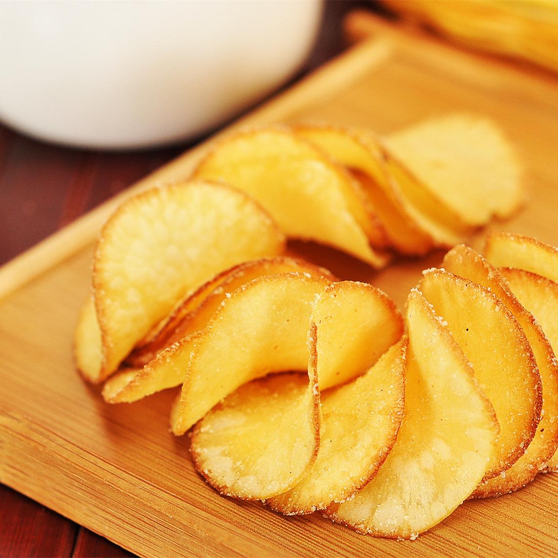 印尼进口 克恩兹木薯片150g*5袋
