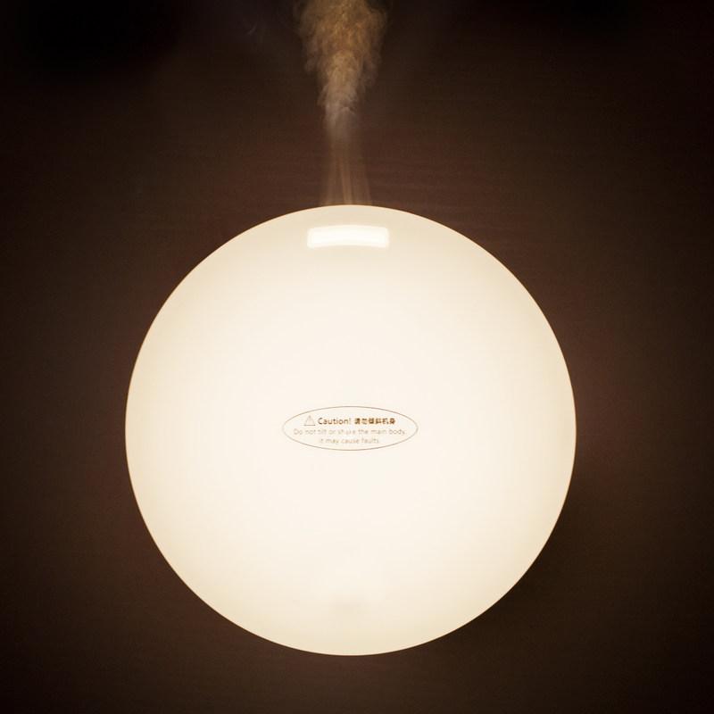 nathome/北欧欧慕 超声波纳米香薰空气加湿器香薰机香薰灯