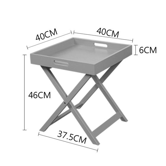 慧乐家艾克妮边桌(灰色)11361-1·灰色