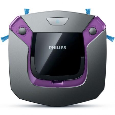 飞利浦(PHILIPS)扫地机器人FC8796/82智能自动家用纤薄拖地吸尘器·