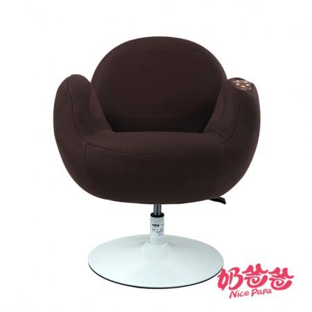 奶爸爸 密探臀塑造者Magic塑臀椅电动按摩沙发S1·咖啡色
