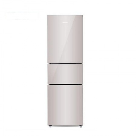 海信218升三门冰箱节能静音BCD-218D/Q