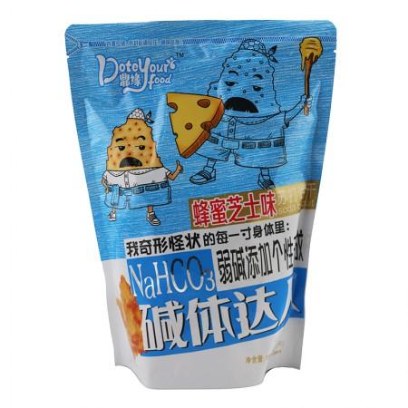碱体达人 苏打饼干200g*6袋·蜂蜜芝士