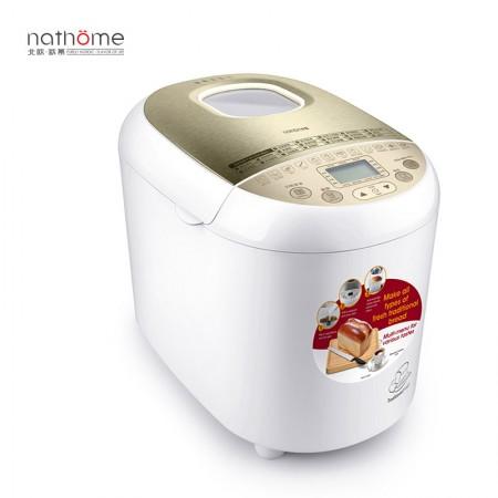 nathome/北欧欧慕 面包机家用全自动面包机多功能和面酸奶