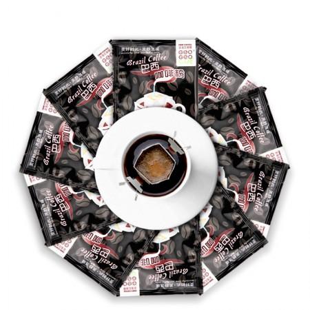 吉意欧 滤泡式挂耳咖啡4口味8g*40袋·经典黑咖啡