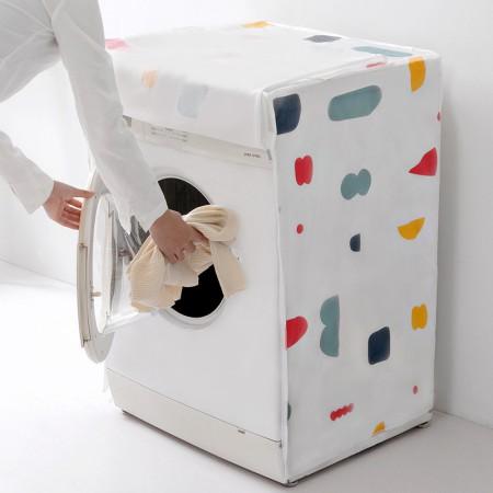 [JM]防水洗衣机防尘罩·滚动式
