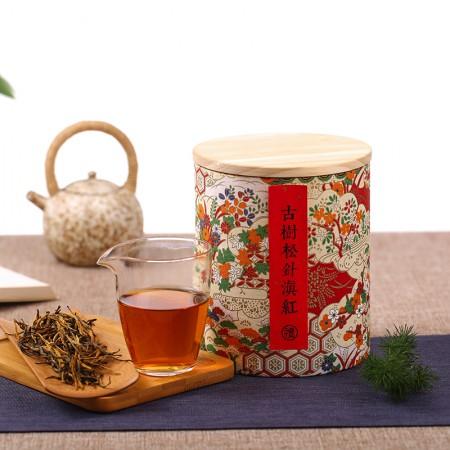 云南古树滇红蜜香金针红茶礼盒·220g*2盒
