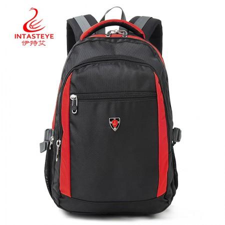 伊特艾 运动户包背包电脑包双肩包28·2830红色