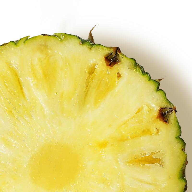 熊胖子 海南金菠萝·2个装(共6.5-7斤)·绿色