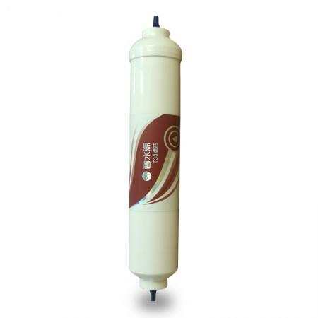 碧水源韩式小T33活性炭滤芯·白色