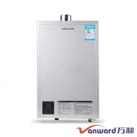 万和(Vanward)10升 智能恒温燃气热水器 强排式 JSQ20-10EG1