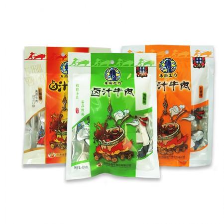 木府土司 卤汁牛肉·4袋